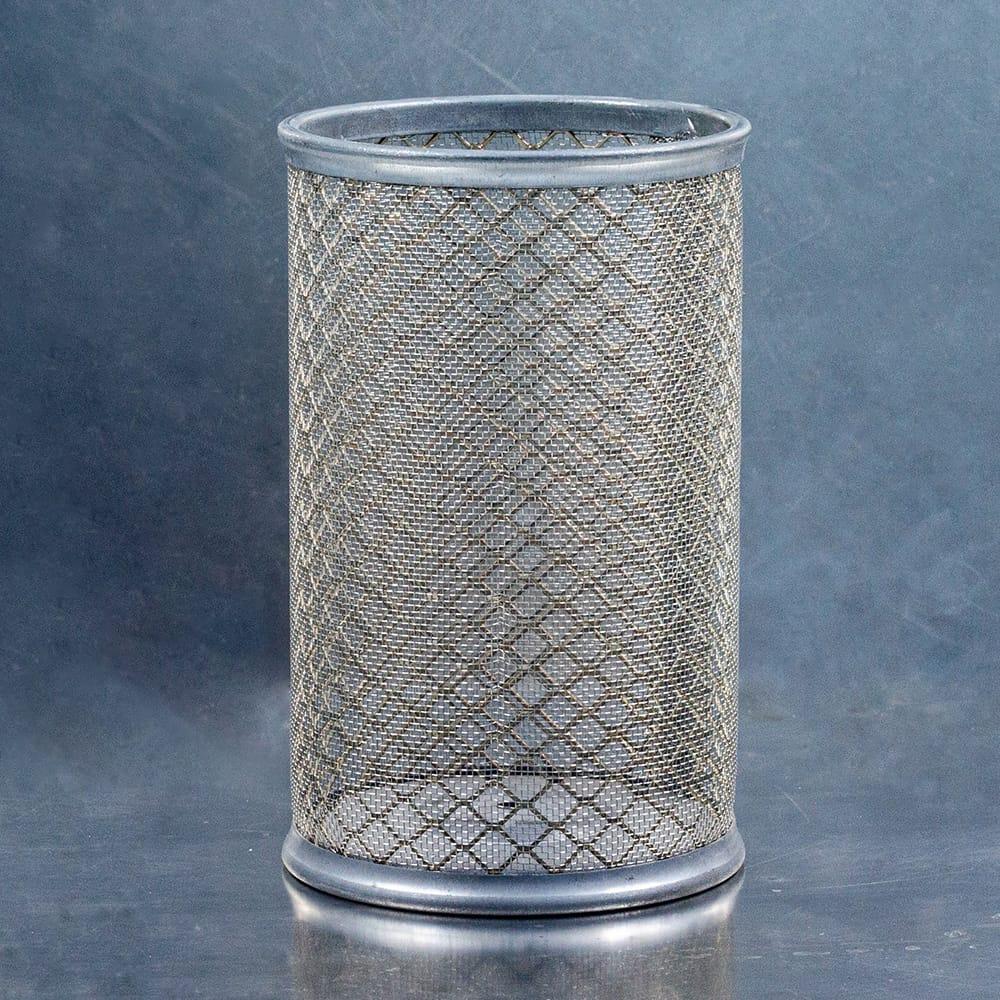filtre-cylindrique-en-metal-deploye-laiton